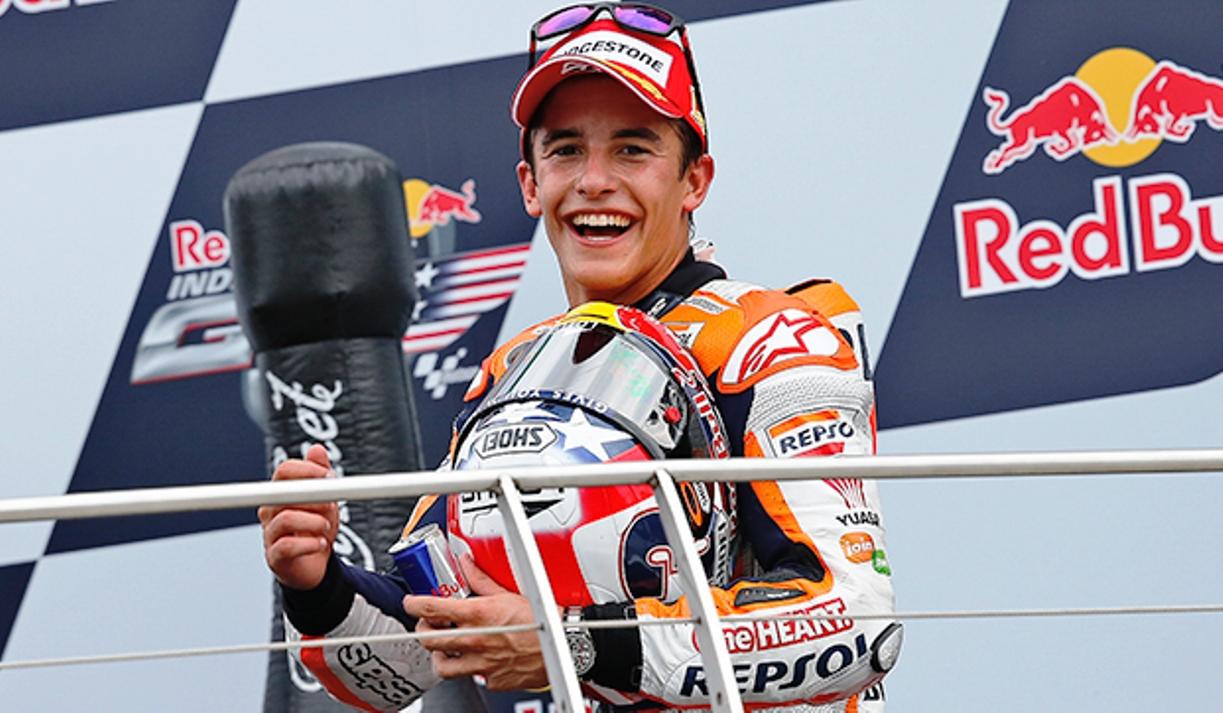 Hasil MotoGP Indianapolis 2014: Marquez Juara, Makin Kokoh Puncaki Klasemen