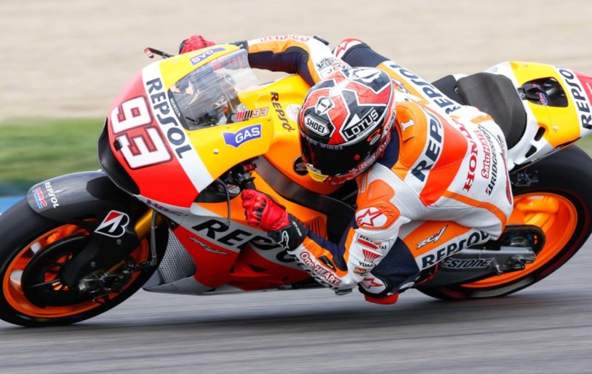 Klasemen MotoGP 2014: Juarai GP Indianapolis, Marquez Kokoh di Puncak Klasemen