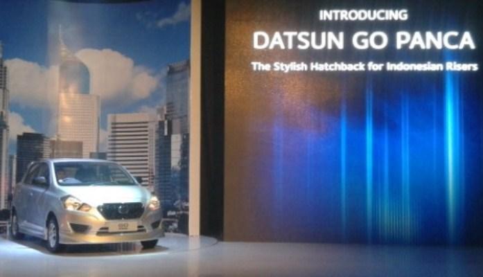 Ajang IIMS 2014 300 Unit Datsun GO+ Panca Terjual