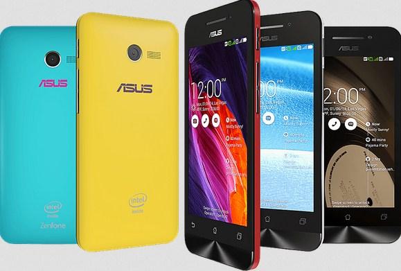 Asus ZenFone 4 Turun Harga Akhir Bulan September 2014