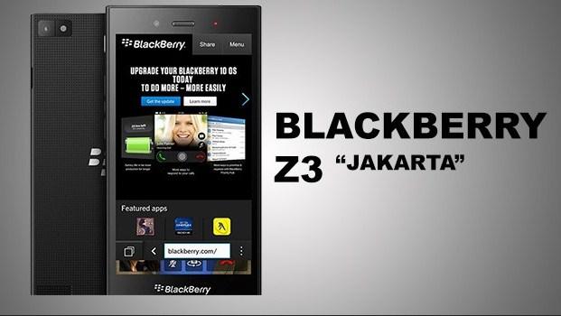 Harga BlackBerry Z3 Terbaru Akhir Bulan September 2014