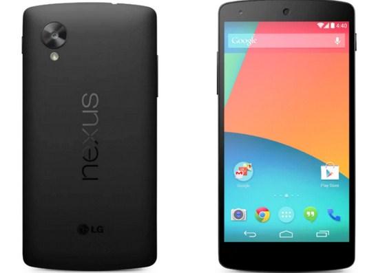 Harga LG Google Nexus 5 Terbaru Akhir September 2014