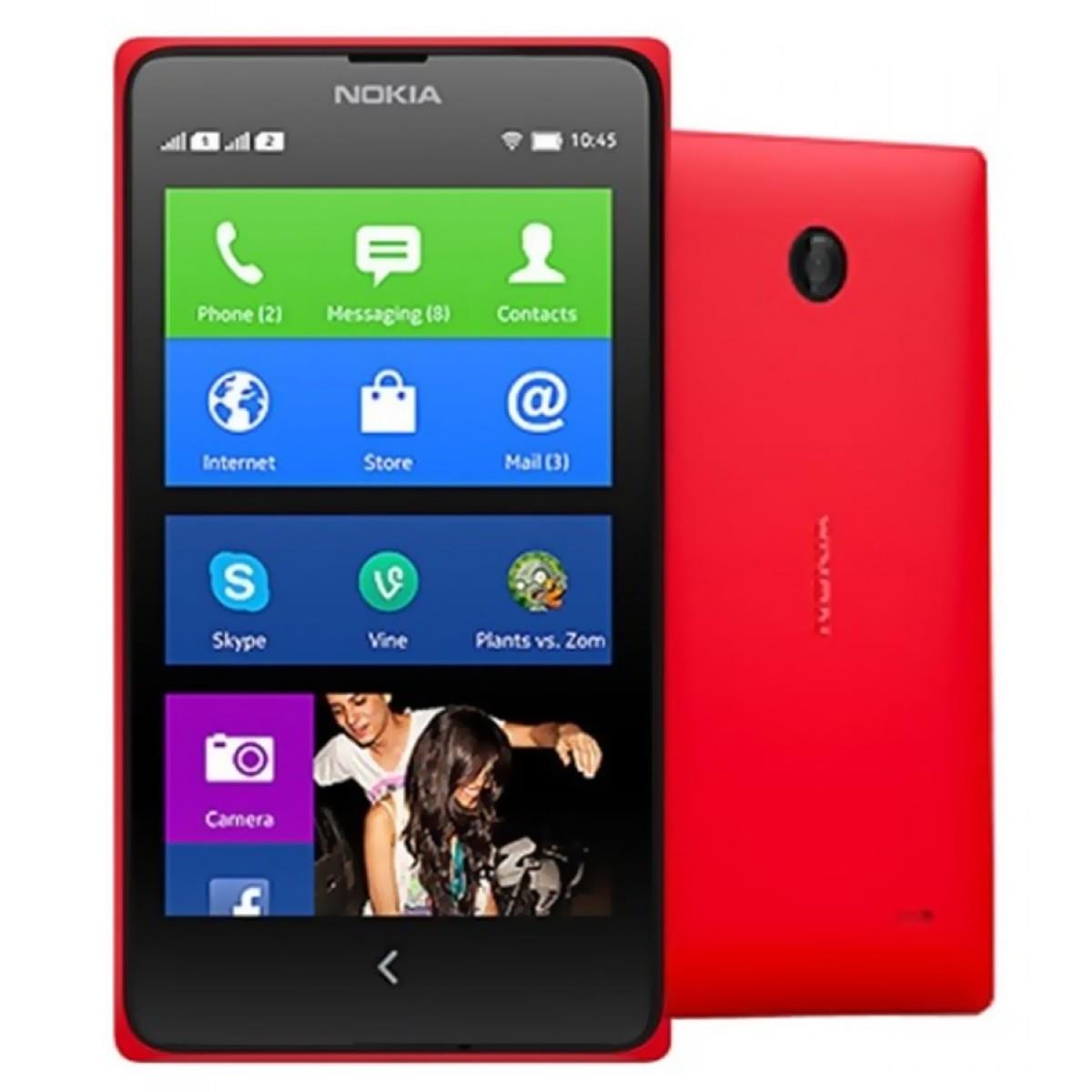 Harga Nokia X Baru dan Bekas Pertengahan September 2014