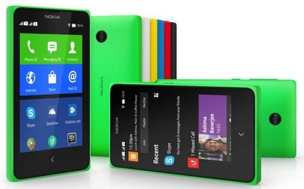 Harga Nokia X2 Dual SIM Terbaru Akhir Bulan September 2014