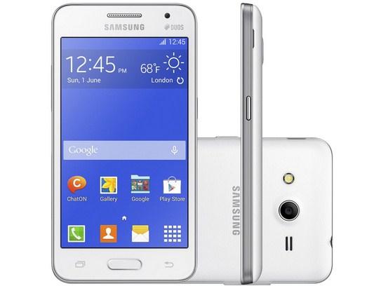 Pada sisi dapur pacu Samsung Galaxy Core 2 Duos ditenagai prosesor ...