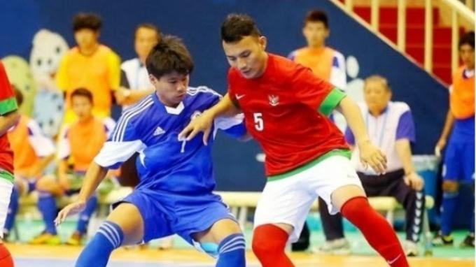 Hasil AFF Futsal Championship 2014