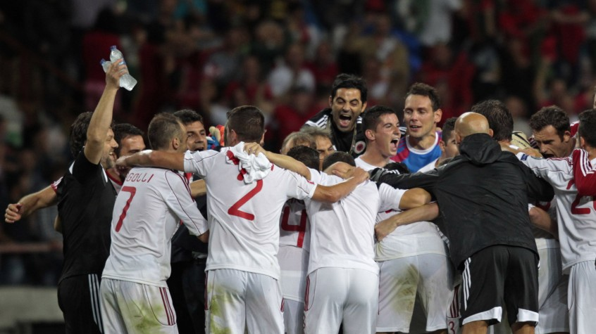Hasil Kualifikasi Euro 2016 tadi malam