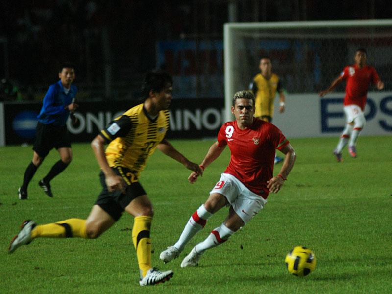 Hasil Timnas Indonesia Senior vs Malaysia