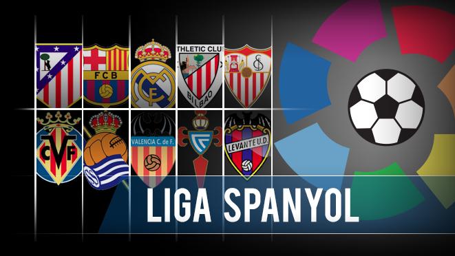 Hasil dan Klasemen Liga Spanyol pekan ke-4