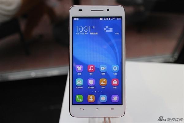 Huawei Honor 4 Play