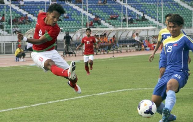 Timnas U-23 vs Thailand
