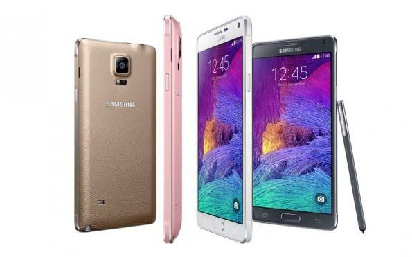 Inilah Spesifikasi Samsung Galaxy Note 4