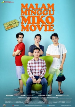 Malam Minggu Miko Movie