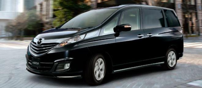 New Mazda Biante