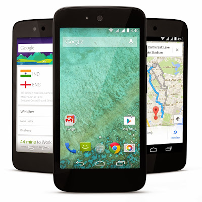 Ponsel Android One