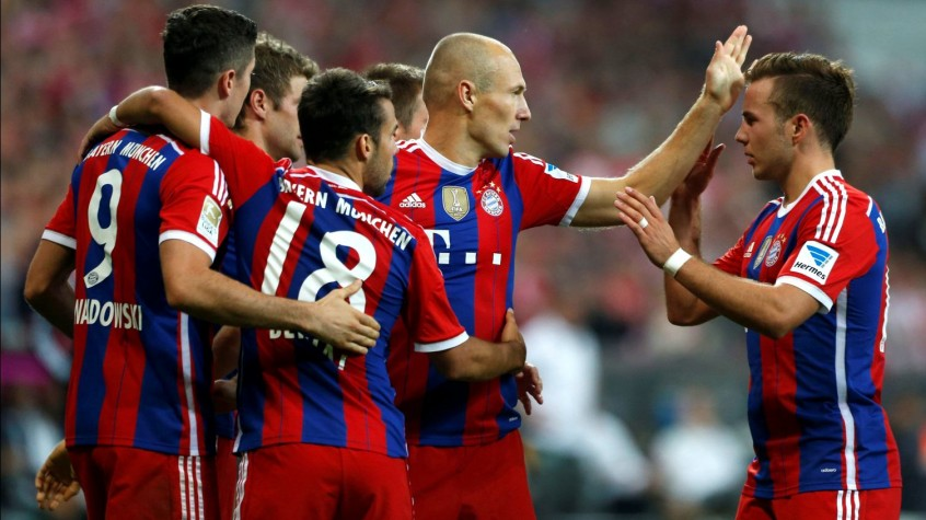 Prediksi Bayern Munich vs Manchester City