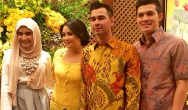 Raffi Ahmad dan Gigi Menikah 19 Oktober