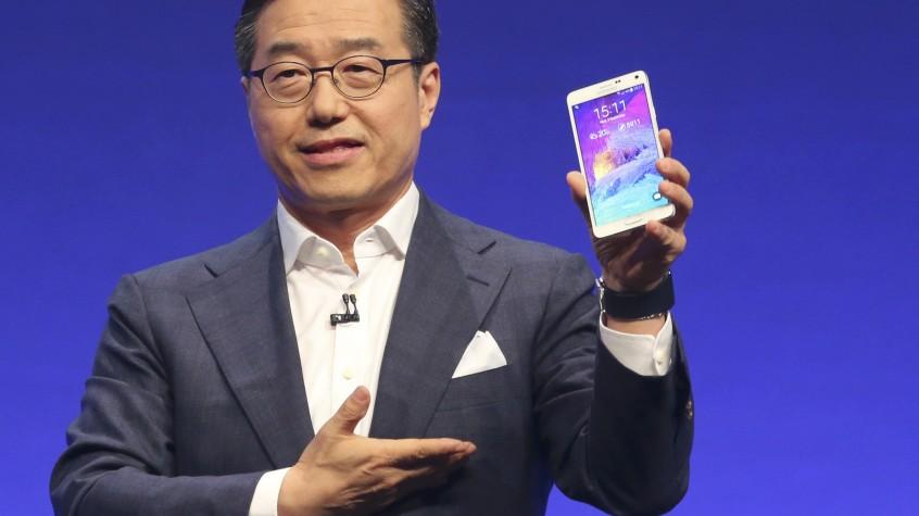 Samsung Galaxy Note 4 Indonesia