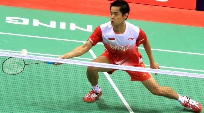 Simon Santoso Batal Tampil di Asian Games 2014