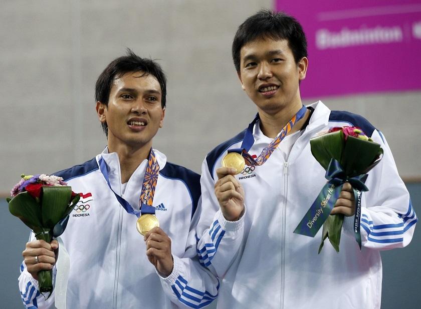 Asian Games 2014: Tim Ganda Putra Sumbang Emas Kedua bagi Indonesia