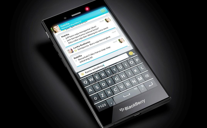 Harga BlackBerry Z3 Baru dan Bekas Pertengahan September 2014 di Indonesia