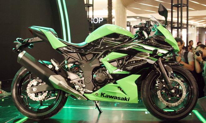 Harga Kawasaki Ninja 250 Mono Terbaru September 2014 Sekitar Rp 47,9 Juta