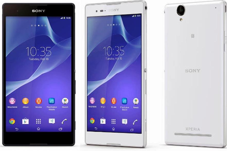 Harga Sony Xperia T2 Ultra Baru dan Bekas Pertengahan September 2014