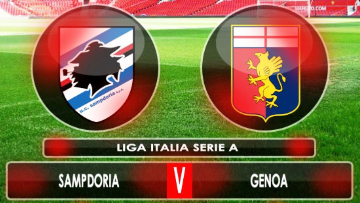 Hasil Liga Italia Tadi Malam: Sampdoria vs Genoa CFC Skor Akhir 1-0