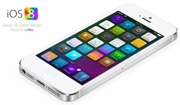 iOS 8 Resmi Meluncur Dengan Mengusung Fitur Baru