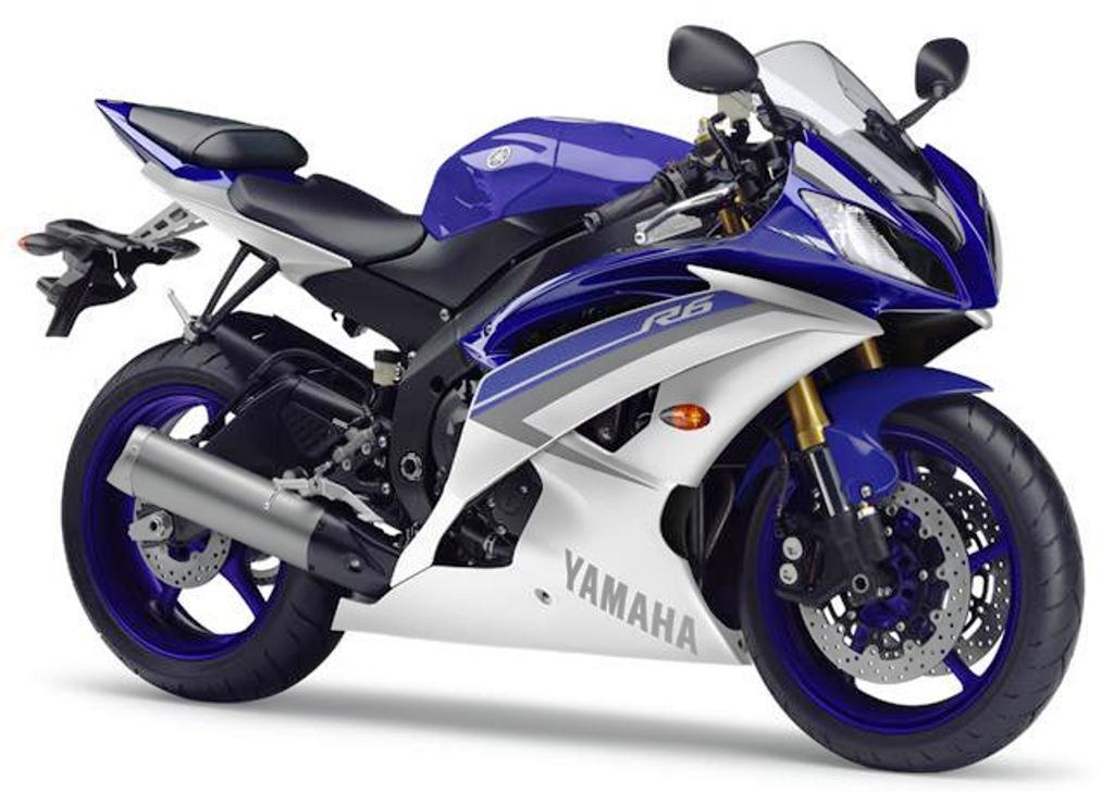 Varian Warna Baru untuk Yamaha YZF-R6 Model 2015
