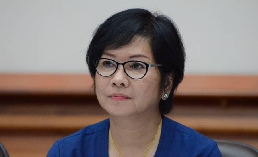 Dirut Pertamina Karen Agustiawan Mengundurkan Diri Karena Anak