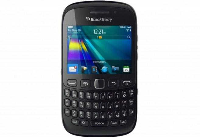 Harga BlackBerry Davis Terbaru Pertengahan Oktober 2014