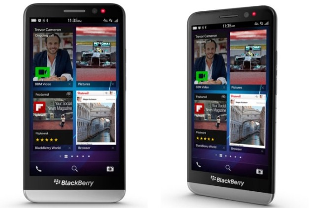 Harga BlackBerry Z30 Terbaru Akhir Oktober 2014