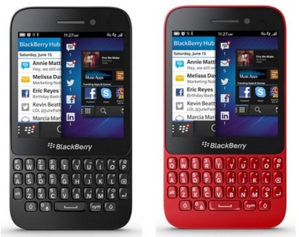 Harga Blackberry Q5 Baru dan Bekas Akhir Oktober 2014