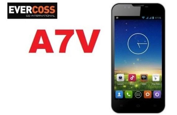 Harga Evercoss A7V Terbaru Akhir Bulan Oktober 2014