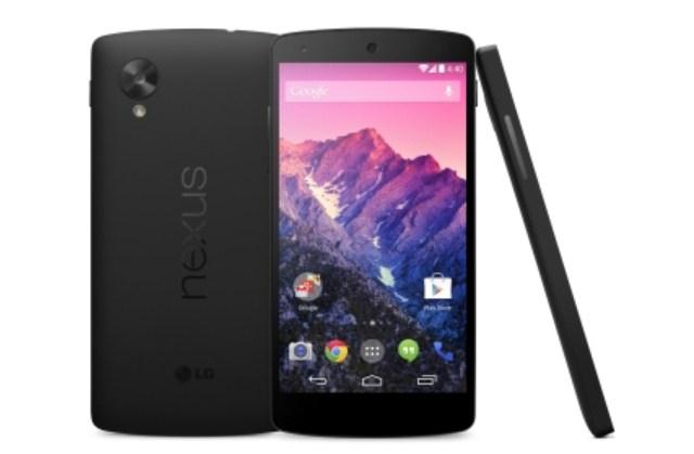 Harga LG Nexus 5 Baru dan Bekas Pertengahan Oktober 2014