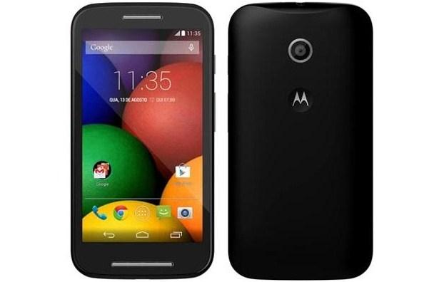 Harga Motorola Moto E Terbaru Pertengahan Oktober 2014
