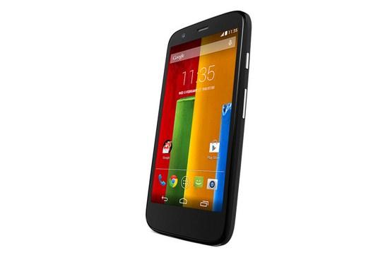 Harga Motorola Moto G Terbaru Pertengahan Oktober 2014