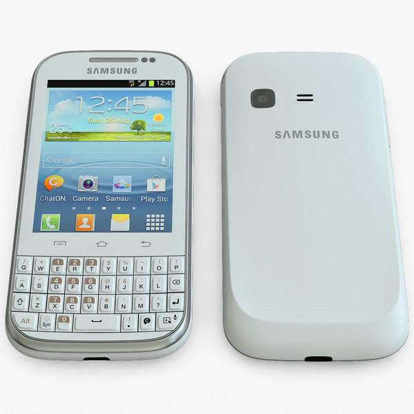 Harga Samsung Galaxy Chat Baru Bekas Akhir Oktober 2014