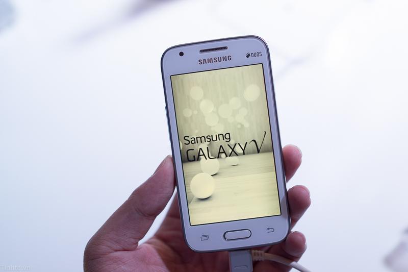 Harga Samsung Galaxy V Pertengahan Oktober 2014