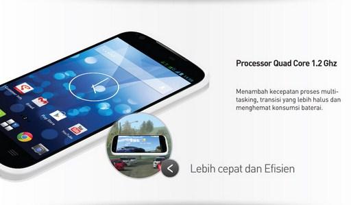 Harga Smartfren Andromax V2 Terbaru Awal Bulan Oktober 2014