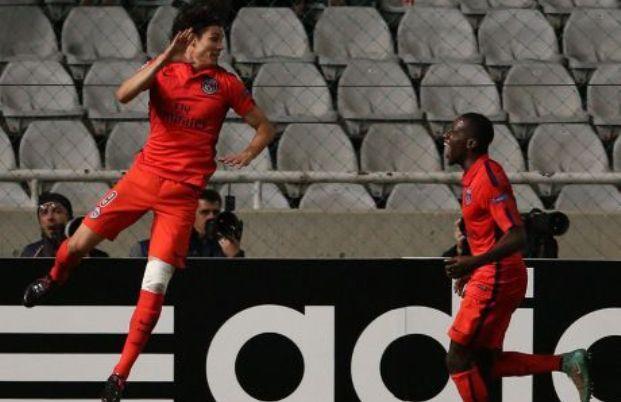 Hasil Liga Champion Apoel vs PSG