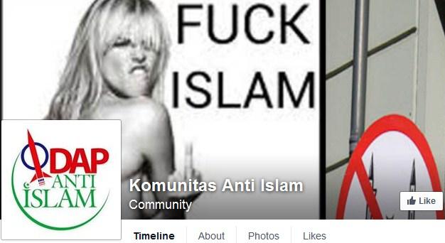 Inilah Tanggapan Kominfo Terkait Komunitas Anti Islam di Facebook