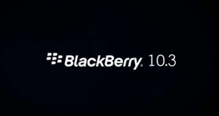 OS BlackBerry 10.3