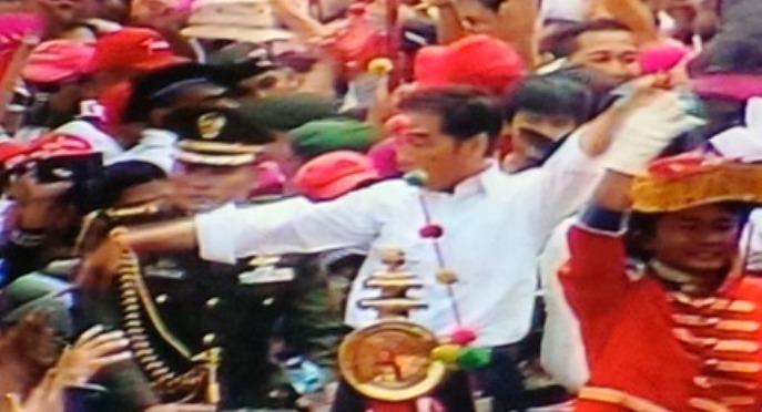Pelantikan Jokowi