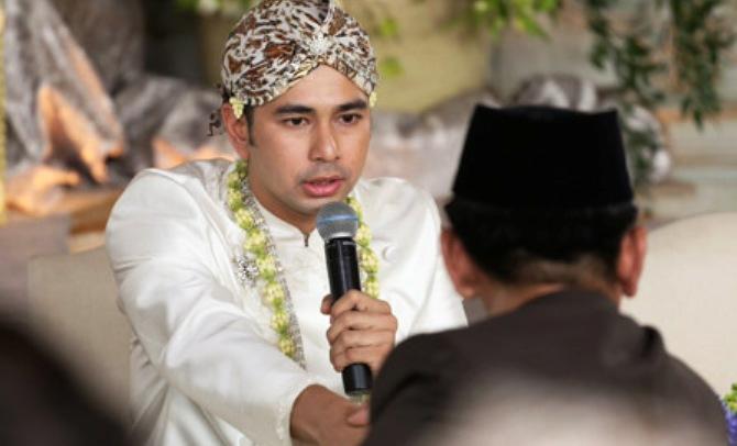 Pernikahan Rafi Ahmad