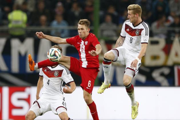 Prediksi Polandia vs Jerman