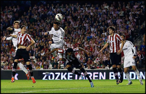 Real Madrid vs Athletic Bilbao Liga Spanyol