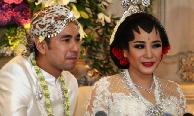 Resepsi Pernikahan Rafi dan Nagita