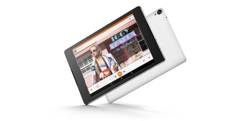 Tablet Google Nexus 9 Gunakan Android Lollipop